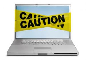 Caution! Internet Safety!