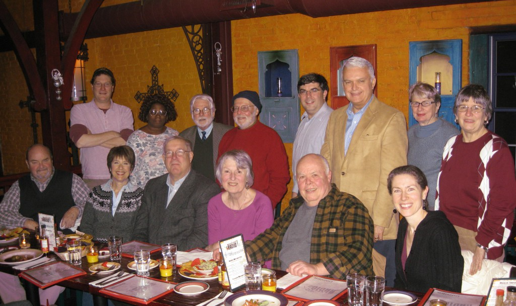 image of Hudson Area Library Board of Directors (2009)
