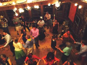 Raise the Roof Square Dance