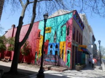 """""""Mexican Radio"""" by Carol Denton"""