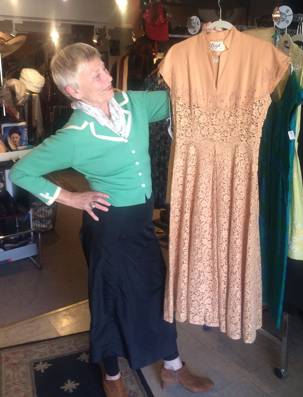 The Hudson Area Library is hosting a Mother's Day Fashion Show & Tea on Sunday, May 8th beginning at 2pm. Featured clothing is from the vintage shop, Discipline Park. Models are from the community and include Mothers and daughters. Space is limited. For tickets, go to www.HudsonAreaLibrary.org.