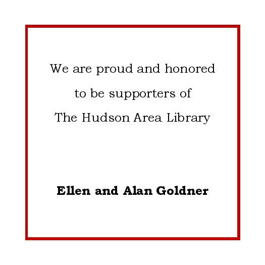 Ellen and Alan Goldner